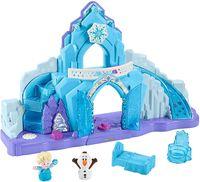Little People - Fisher Price - Little People Frozen: Elsa's Ice Palace (Disney)
