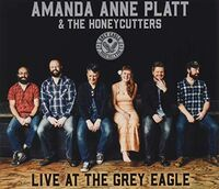 Amanda Anne Platt - Live At The Grey Eagle