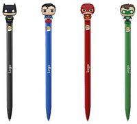 Funko Pen Topper: - FUNKO PEN TOPPER: DC Comic 2020 (ONE Random Pen Topper Per Purchase)
