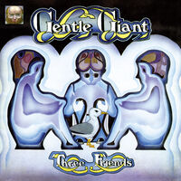 Gentle Giant - Three Friends [LP]