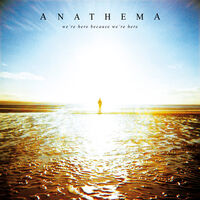 Anathema - We're Here Because We're Here: 10th Year [Clear Vinyl]