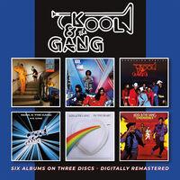 Kool & The Gang - Ladies Night / Celebrate / Something Special / As