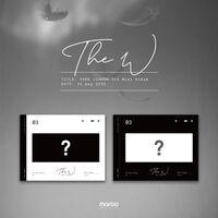 Park Ji Hoon - The W (Random Cover) (incl. 56pg Photobook, Photocard + Special Photocard)