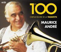 Maurice André - Les 100 Chefs-D'euvre De La Trompette (Box)