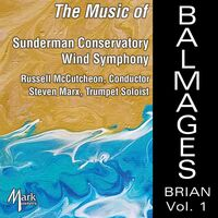 Balmages / Marx / Mccutcheon - Music Of Brian Balmages 1