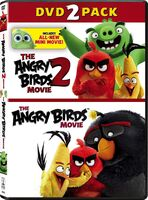 Angry Birds Movie 2 / Angry Birds Movie - Angry Birds Movie 2 / Angry Birds Movie (2pc)