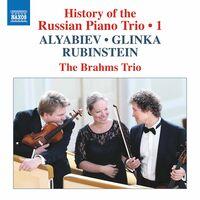 Alyabiev / Brahms Trio - History of the Russian 1