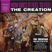Creation - How Does It Feel To Feel [140-Gram Clear Vinyl]