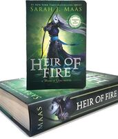 Maas, Sarah J - Heir of Fire: A Throne of Glass Novel, Miniature Character Collection