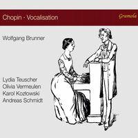 Wolfgang Brunner - Vocalisation