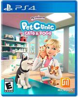 Ps4 My Universe - Pet Clinic: Cats & Dogs - My Universe - Pet Clinic: Cats & Dogs for PlayStation 4