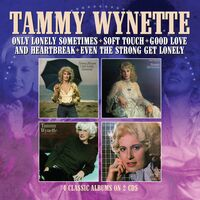 Tammy Wynette - Only Lonely Sometimes / Soft Touch / Good Love &