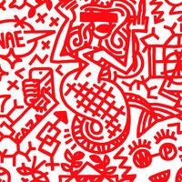 Scotch Rolex - Tewari (Red/White Splatter) [Colored Vinyl] (Red) (Wht)