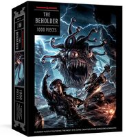 Dungeons & Dragons - Beholder Puzzle A Dungeon & Dragons 1000 Piece
