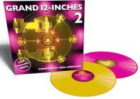 Ben Liebrand - Grand 12-Inches 2 [Colored Vinyl] (Pnk) (Ylw) (Hol)