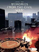 Richard Marazano - Memories Of The Civil War (Gnov) (Ppbk)