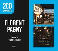 Florent Pagny - Aime La Vi: Tout Simpl (Fra)