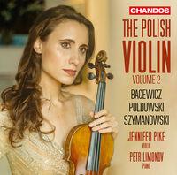 Bacewicz / Pike / Limonov - Polish Violin 2