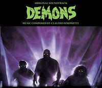 Claudio Simonetti - Demons - Original Soundtrack [Deluxe]