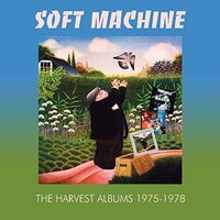 Soft Machine - Harvest Albums 1975-1978 (Box) [Remastered] (Uk)