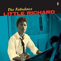 Little Richard - Fabulous Little Richard [Limited Edition] [180 Gram] (Spa)