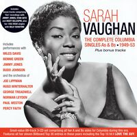 Sarah Vaughan - Complete Columbia Singles As & Bs 1949-53