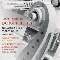 Boismortier / Les Deux Violes - Sonates a Deux Violes 10