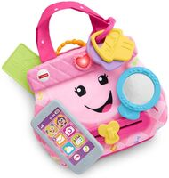 Laugh & Learn - Fisher Price - Laugh N Learn: My Smart Purse