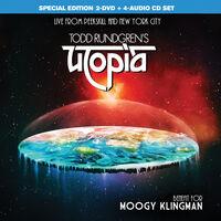 Todd Rundgren's Utopia - Benefit For Moogy Klingman [Limited Edition 4CD/2DVD Box Set]