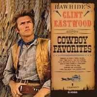 Clint Eastwood - Rawhide's Clint Eastwood Sings Cowboy Favorites [Limited Edition 90th Birthday Red LP]