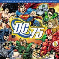 Music Of Dc Comics 75th Anniversary / Various - Music Of Dc Comics: 75th Anniversary / Various