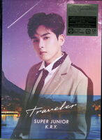 Super Junior - KRY - Traveller (incl. Photobook) (Ryoku Version)