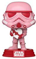 Funko Pop! Star Wars: - FUNKO POP! STAR WARS: Valentines- Stormtrooper w/Heart