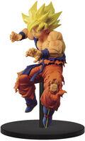Banpresto - BanPresto - Dragon Ball Super Son Goku Fes Super Saiyan Son Goku Figure