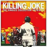Killing Joke - Singles Collection 1979 - 2012 [Yellow/Red/Black/Clear 4LP]