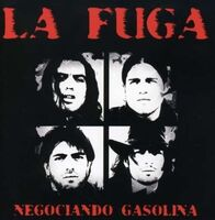 La Fuga - Negociando Gasolina (LP+CD)