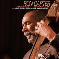 Ron Carter - Foursight - Stockholm