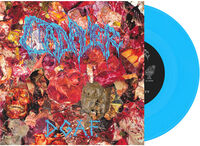 "Cadaver - D.G.A.F. (Cyan 7"") [Colored Vinyl]"