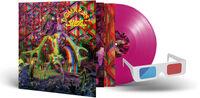 Domkraft - Seeds (Violet Transparent Vinyl) (Gate) [Limited Edition]