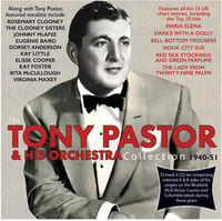 Tony Pastor  & His Orchestra - Collection 1940-51