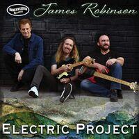 James Robinson - Electric Project [Digipak]