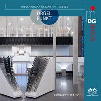 J Bach .S. / Eckhard Manz - Orgelpunkt (Hybr)