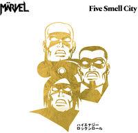 Marvel - Five Smell City [Digipak]