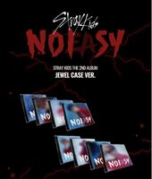 Stray Kids - Noeasy (Jewel Case Version) (incl. Sticker + Photocard)