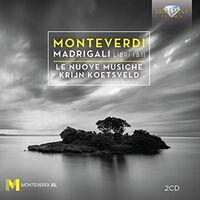 Le Nuove Musiche - Monteverdi: Madrigali Libri I & II
