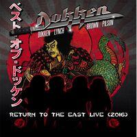 Dokken - Return To The East Live 2016 [Collector's Box Set]