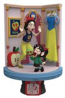 Px Exclusive - Wreck-It Ralph 2 Ds-026 Snow White D-Stage Ser PX 6In Statue