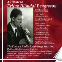 Erling Blöndal Bengtsson - Danish Radio Recordings 1962