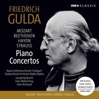 FRIEDRICH GULDA - Piano Concertos