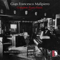 Aldo Orvieto - Complete Piano Music 1